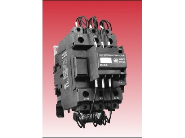 Contactoare baterii automate de condensatoare